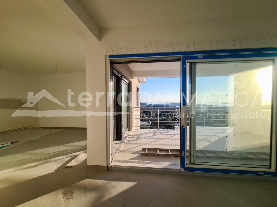 Primosten - comfortable apartment with sea view