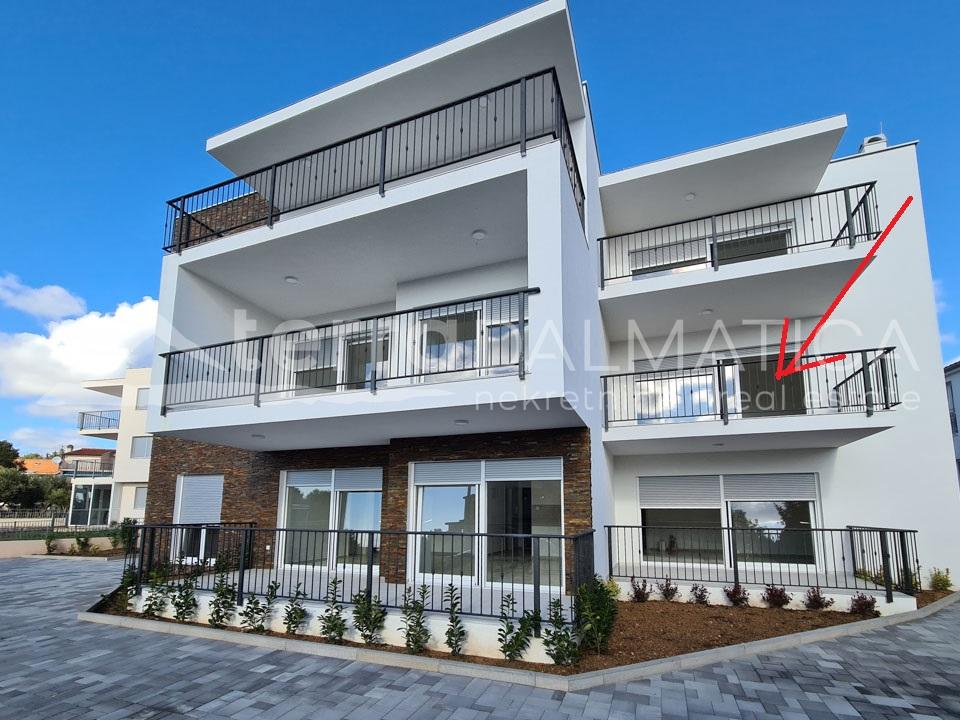 Zaboric - two bedroom apartment in a new building - building outside