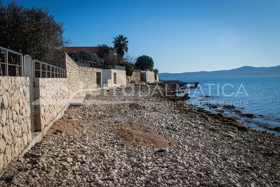 Zadar - semi-detached villa - beach