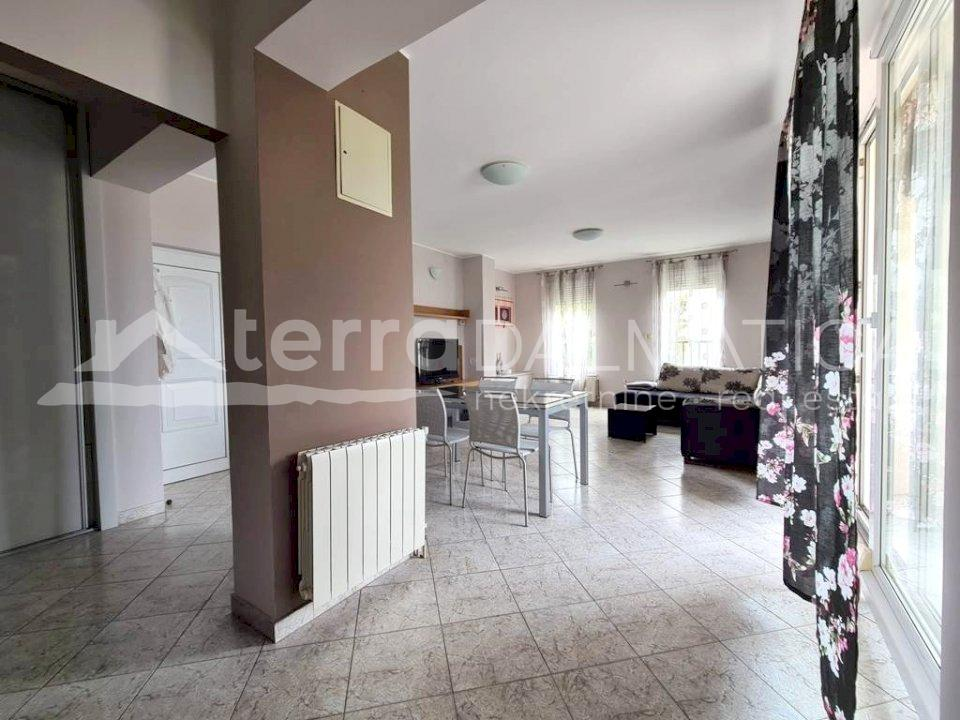 Šibenik - furnished two bedroom apartment - living room and dining room