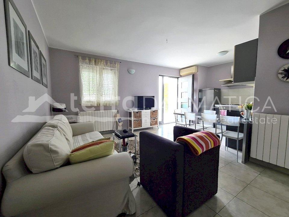 Šibenik - one bedroom apartment in Baldekin - living room