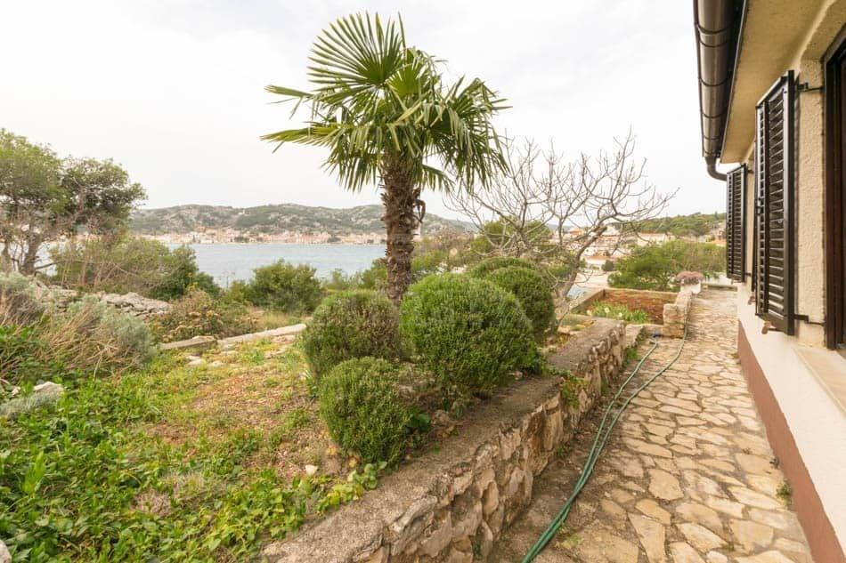 House with sea view_Tisno_for sale