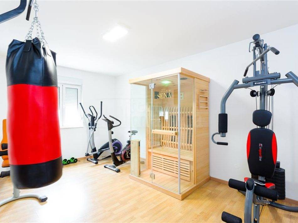 fitness and sauna_house_Rogoznica