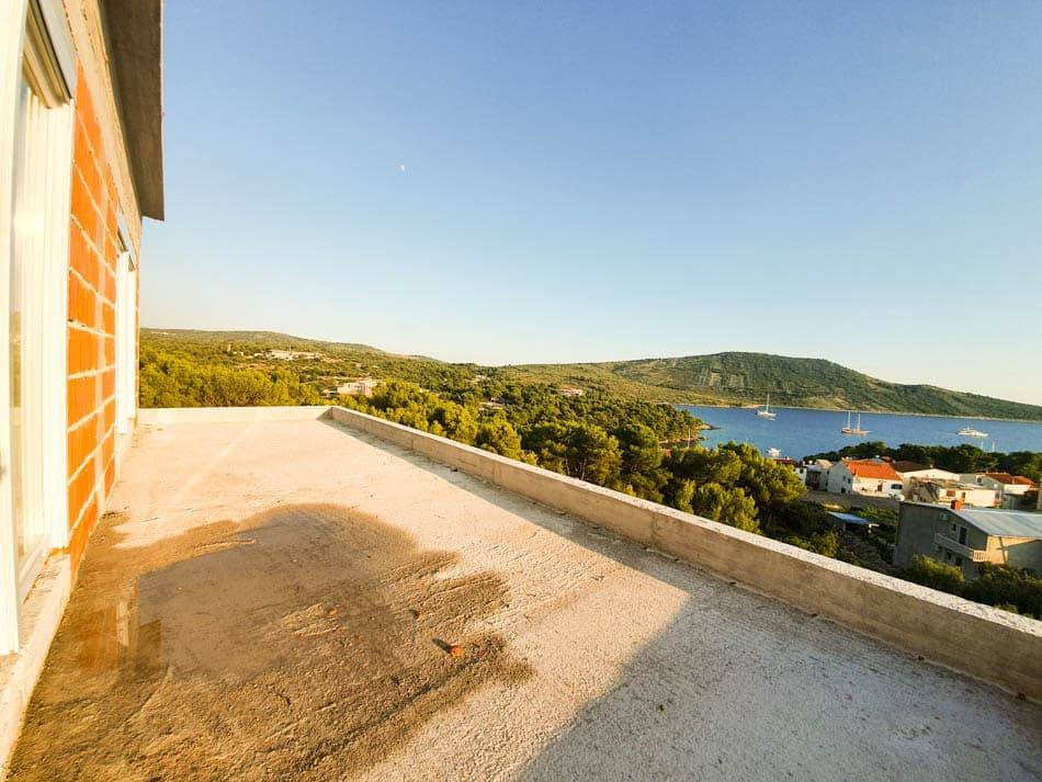 Penthouse with sea view_for sale_Primošten