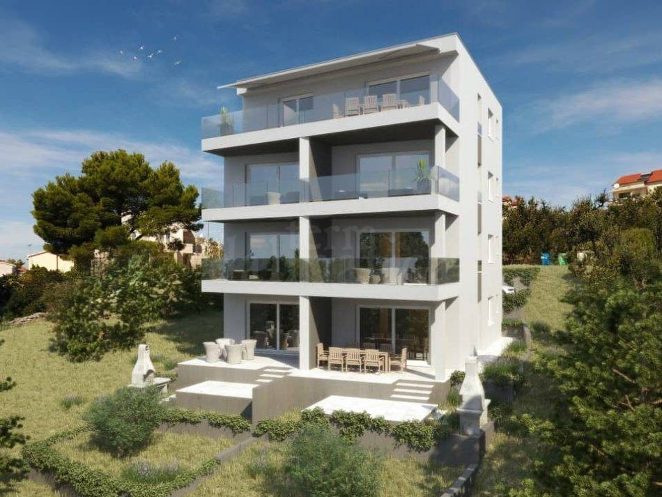 New apartment in Primosten for sale