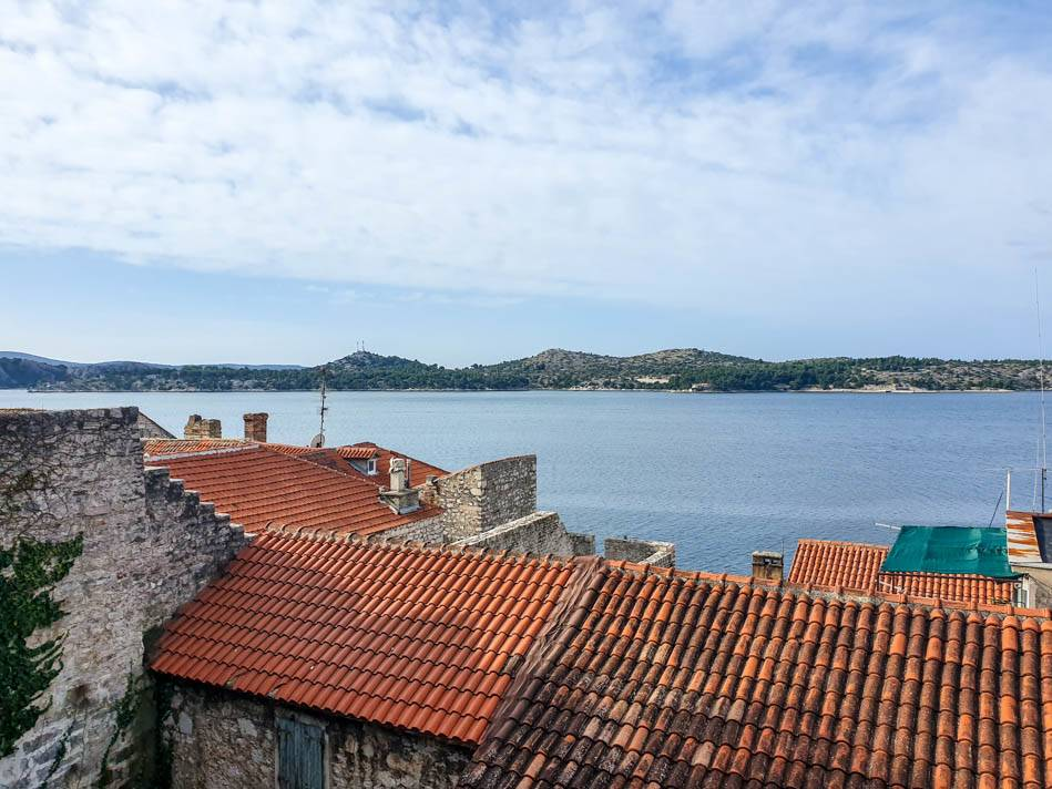 Stone house in center of Sibenik for sale